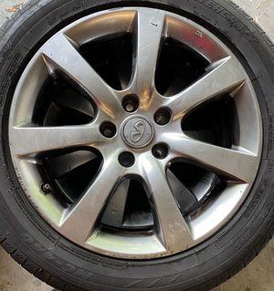 Infiniti Wheels/Rims 17 for Sale in UPPR MARLBORO, MD