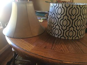 Lamp shades for Sale in Turlock, CA