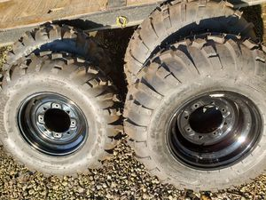 Polaris ranger tires and wheels new take offs for Sale in Akron, OH
