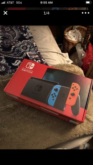 Nintendo switch. Brand new for Sale in Long Beach, CA