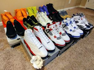 Closet clean out Sizes 10.5 - 12 for Sale in Salt Lake City, UT