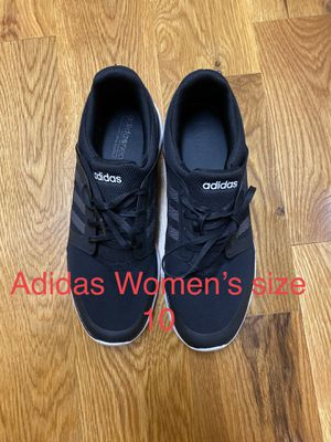 Adidas Women's size 10 with Foam padding!! Like New for Sale in Reidsville, NC