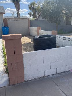 Free Tires For 17inch for Sale in Phoenix,  AZ