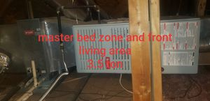 Good used ac units for sale installed with warranty for Sale in Dallas, TX