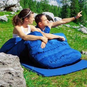 2 Person Sleeping Bag Waterproof for Sale in San Bernardino, CA