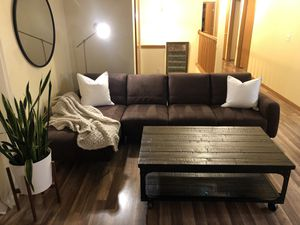 Kasala sectional, couch for Sale in Auburn, WA