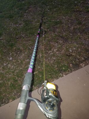 Fishing combo for Sale in Fort Lauderdale, FL