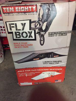 Selling ramps for bikes, skates skateboard for Sale in Atlanta, GA