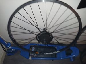 FRONT AND REAR 26IN TREK RIMS for Sale in Garden Grove, CA