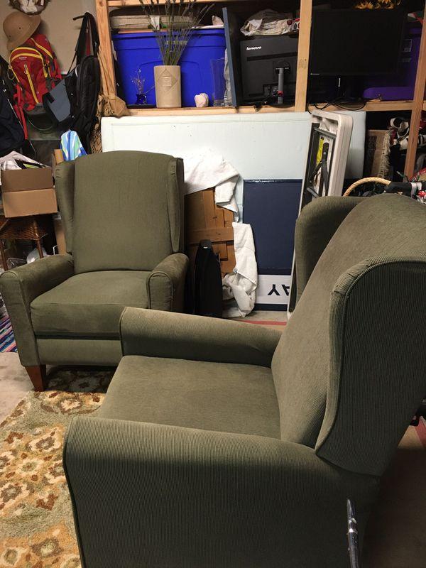Matching Lazyboy Reclining Chairs