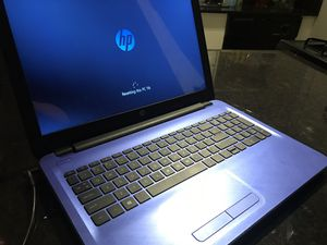 "15.6"" HP Notebook for Sale in San Antonio, TX"