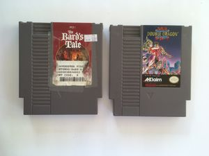Various nes games for Sale in Chino, CA