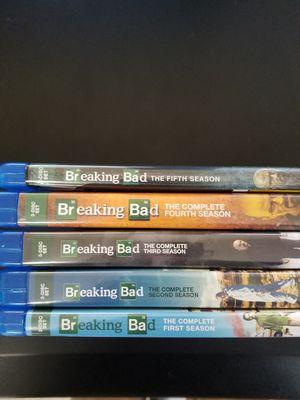 Breaking Bad Seasons 1-5 for Sale in Westminster, CO
