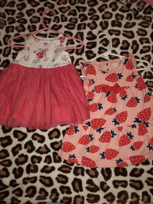 Cute pink babygirl dresses for Sale in Pomona, CA