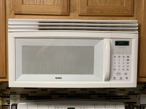 Kenmore Over the Range Microwave for Sale in Newport News, VA