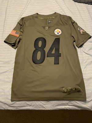 Nike NFL Salute to Service Jersey Antonio Brown. for Sale in Frederick, MD