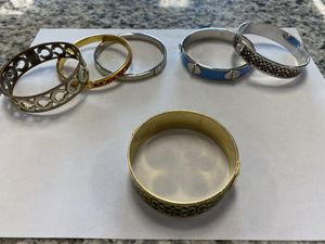 Coach bangle bracelets (selling separately) #16768-16 for Sale in Revere, MA