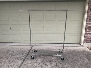 CLOTHES RACK FOR SALE for Sale in Georgetown, TX