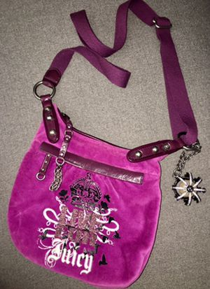 Juicy Couture cross body bag for Sale in Arlington, VA