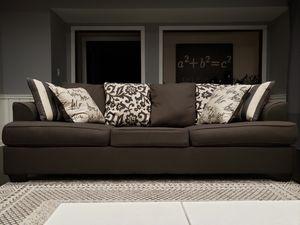 Levon 3-seater Grey Sofa for Sale in Lake Zurich, IL