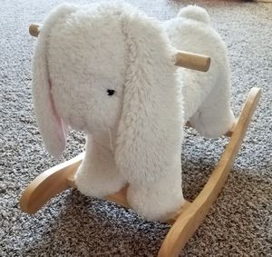 Pottery barn rocking chair toddler toys for Sale in Spring, TX