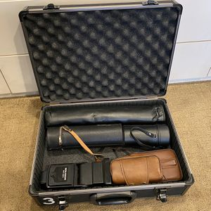 Telephoto Lens For Sale - 1000 mm & 200 mm Plus... for Sale in Scottsdale, AZ