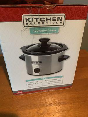 Slow cooker crock pot for Sale in Fort Washington, MD