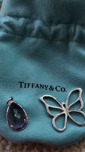 Mother's Day: Tiffany sterling silver necklace for Sale in Fairfax, VA