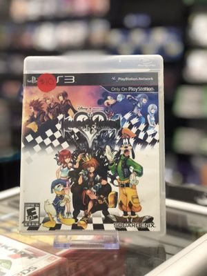 Kingdom Hearts HD 1.5 HD Remix for the PS3 for Sale in San Bernardino, CA