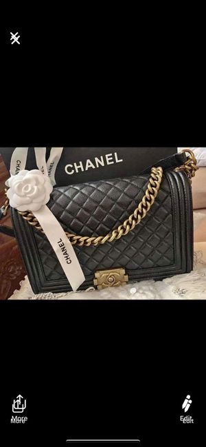Chanel boy new medium bag brand new TODAY ONLY DISCOUNT for Sale in Brooklyn, NY