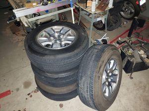 """17"""" Silverado Wheels for Sale in Elk Grove, CA"""