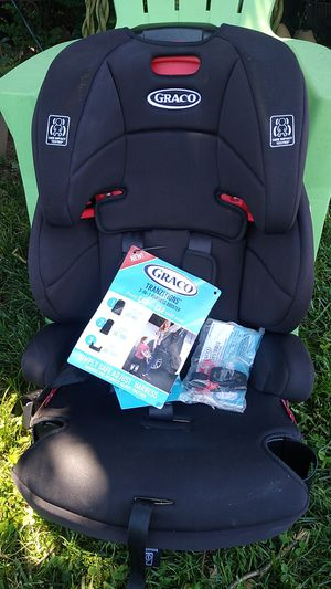 Graco transitions 3 in 1 harness booster for Sale in District Heights, MD