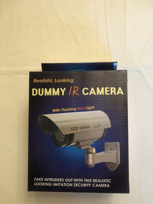 Dummy surveillance camera for Sale in Crystal Lake, IL