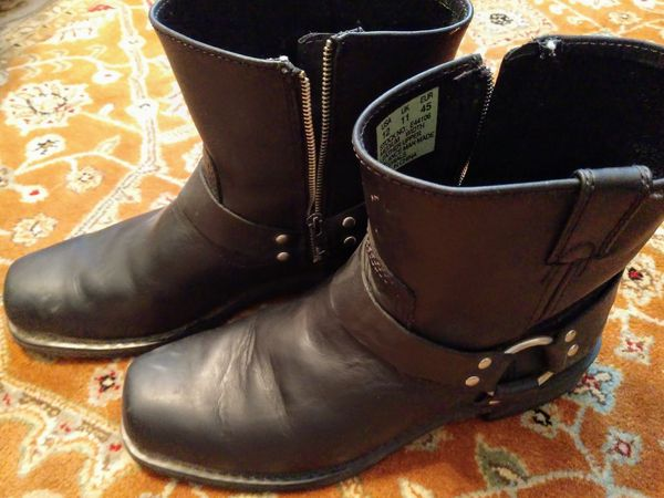 Bates motorcycle boots