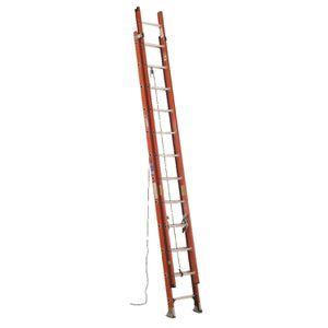 Werner extension ladder 12-24ft for Sale in Brockton, MA