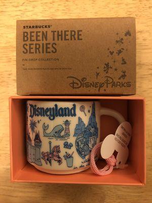 "Starbucks Disneyland Disney Parks ""Been There Series"" Ornament Mini Mug New for Sale in South Salt Lake, UT"