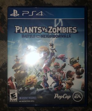 Plants vs zombies PS4 for Sale in Columbus, OH