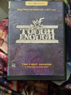 Wwf Tough Enough The First Season Dvds for Sale in Chicago,  IL