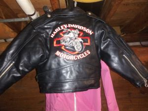 Harley Davidson kids jacket for Sale in Fort Worth, TX