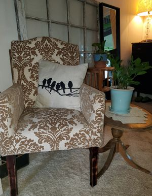 Flor De Lis Chair for Sale in Everett, WA