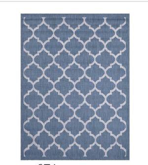 Outdoor indoor 8/10 rug for Sale in Beverly Hills, CA