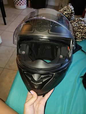 Small Harley Davidson motorcycle helmet for Sale in Pomona, CA