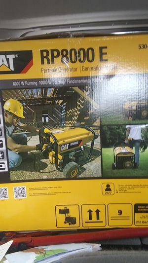 8000 w generator for Sale in Clearwater, FL