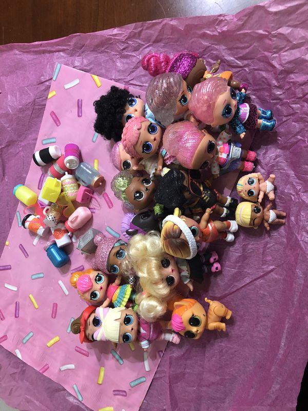 Lol Dolls Bundle