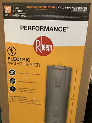 Hot water heater for Sale in Raleigh, NC