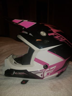 Small pink black & fly helmet for Sale in Goodyear, AZ
