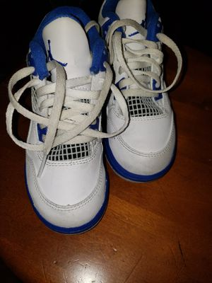 Used size kids Jordan 4 size 11 good condition needs to be cleaned for Sale in Washington, DC