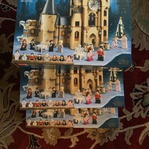 3 Harry Potter Clock Tower Lego Sets for Sale in Sykesville, MD