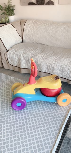 Baby walker bicycle toy for Sale in Des Plaines, IL