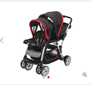 Double Twin Stroller for Sale in Lithonia, GA